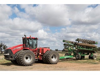 Steiger continues to impress with transmission options  and recent updates for improved efficiency