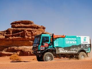 Янус ван Кастерен из Petronas Team De Rooy IVECO занял восьмое место по итогам 3-его этапа ралли «Дакар-2020»
