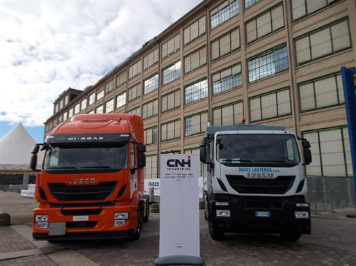 CNH Industrial is a Gold Sponsor at Smart Mobility World 2014 2
