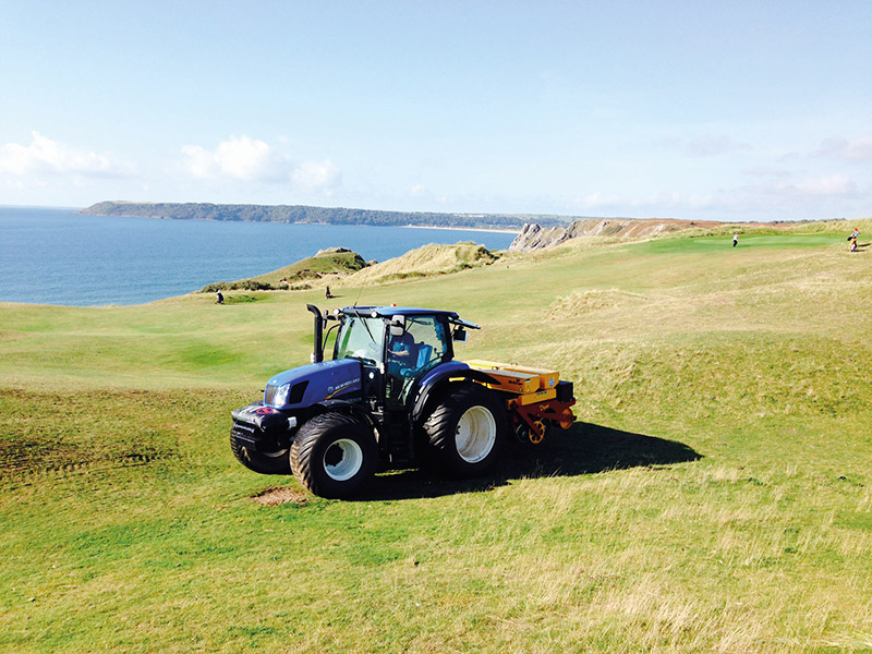Pennard Golf Club 1
