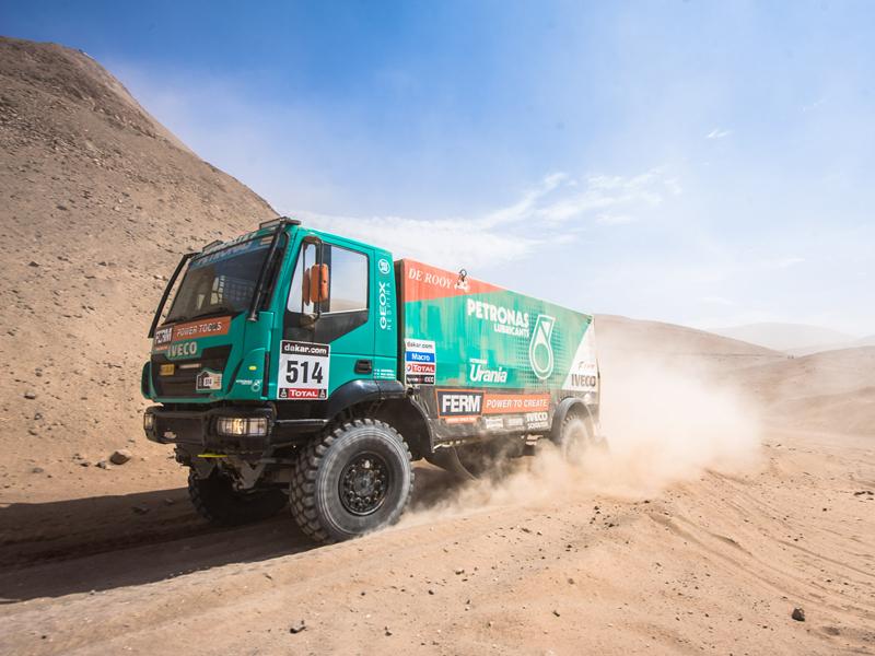 Dakar Stage 6th