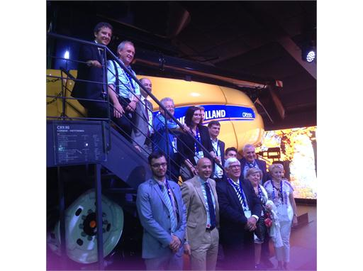 European Parliament Committee on Agriculture and Rural Development at Expo Milano 2015