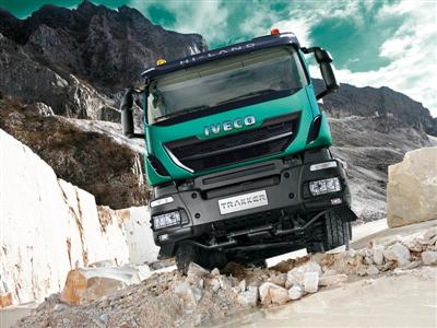 Iveco to Take Part at Transpotec 2013 with Full Truck and Bus Line-up - New Video Available