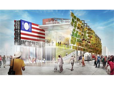 FCA US and CNH Industrial to be Official Sponsors of the USA Pavilion at Expo 2015