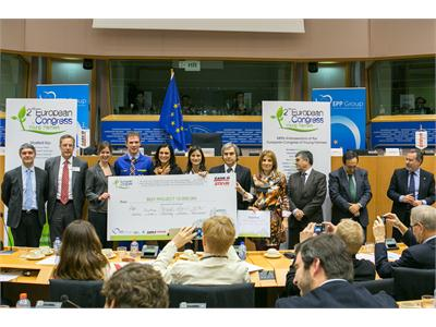 CNH Industrial brands sponsor EPP European Congress of Young Farmers