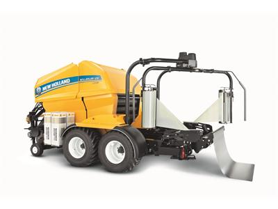 AgriScot 2013 debuts for New Holland machines