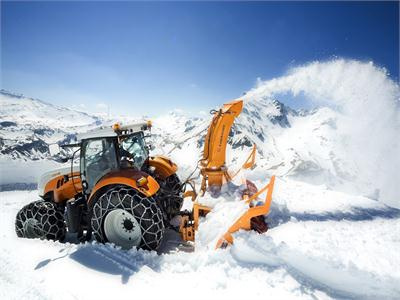 Efficient solutions for every application Multifunctional Tractors for Municipal Use 2014