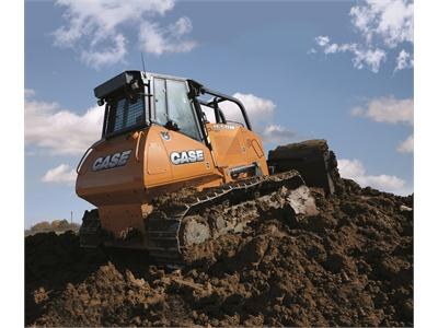 Class Leading Power and Control for Case Dozers