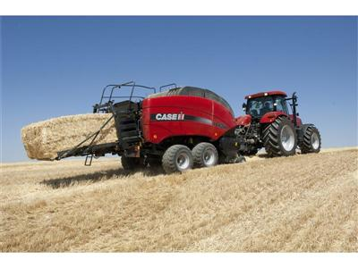 New LB 4 series brings a boost to large baler performance
