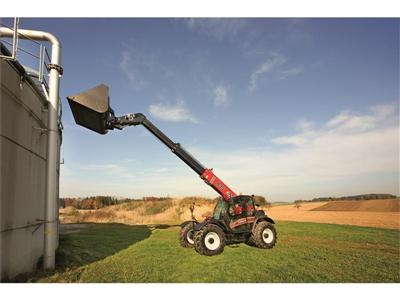 Case IH Farmlifts: powerful and versatile all-round telescopic loaders