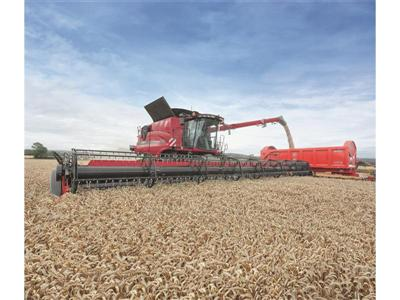More efficient harvesting – Case IH presents new 3050 VariCut header