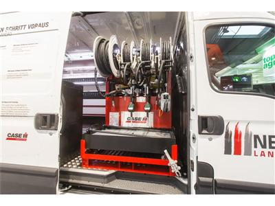 New Generation of Service Vehicles Launched