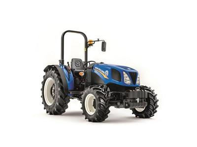New Holland Agriculture Launches Major Upgrade to TD3.50 Tractors: More Performance, New Styling, Better Ergonomics