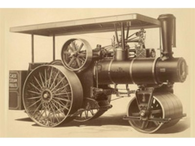 Case Construction Equipment History