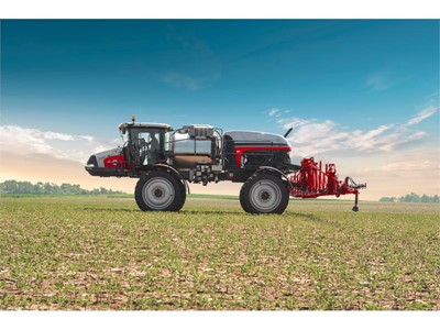 Case IH Introduces AIM Command FLEX™ Advanced Spray Technology for More Accurate Applications