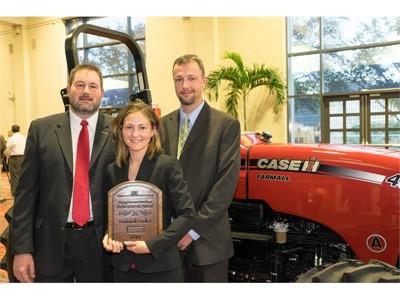 Kentucky Farmers Win Case IH Farmall Tractor