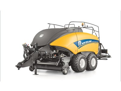 New Holland raises the stakes on bale density, productivity and reliability with new BigBaler 1290 Plus