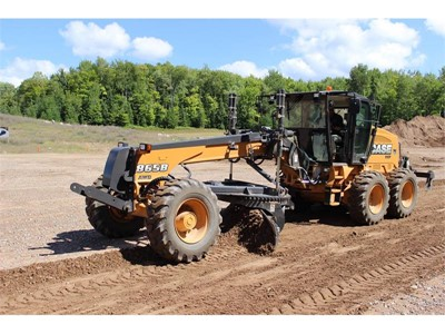 Better Grading Through Technology: Enhancing Motor Grader Performance and Efficiency with Machine Control and Telematics