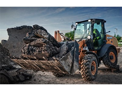 Top 5 Reasons to Own a Compact Wheel Loader