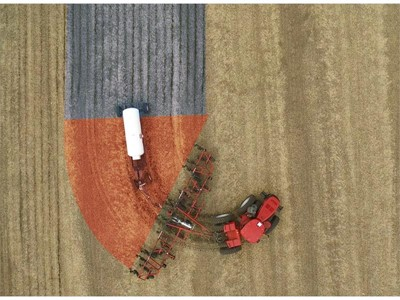 AFS AccuTurn from Case IH Makes Headland Turning Hands-free