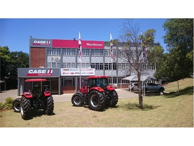 Case IH builds on winning relationship with NORTHMEC in South Africa