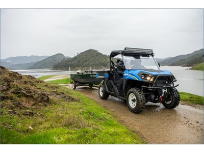 New Holland Agriculture and Textron Specialized Vehicles Unveil New Rustler 850 model at 2017 World Ag Expo and National Farm Machinery Show