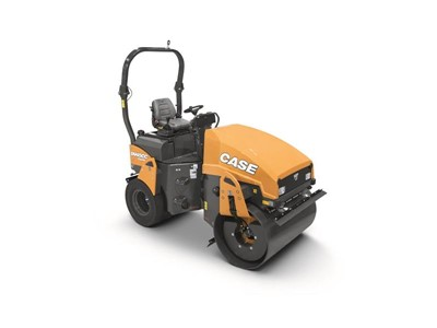 CASE Launches Combination Vibratory Roller