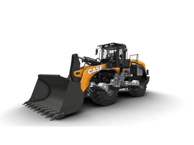 CASE G-Series Wheel Loaders Lift Operator Comfort To New Levels