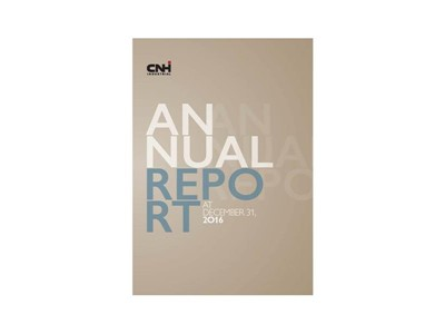 CNH Industrial Annual Report 2016