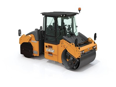 CASE Announces Tier 4 Final Large-Frame Combination Vibratory Rollers