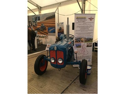 New Holland showcases 100 years of innovation at Royal Welsh Show