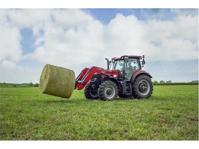 Case IH Launches Next Generation of Maxxum Series Tractors