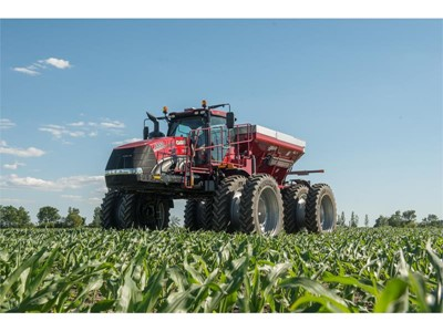 Case IH Launches Industry's Fastest Converting Combination Applicator