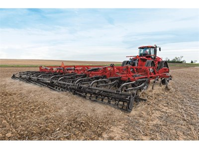 Create a High-Efficiency Seedbed With Tillage Tools from Case IH