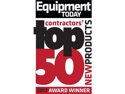 CASE SV340 Skid Steer Earns Top 50 Award from Equipment Today Magazine