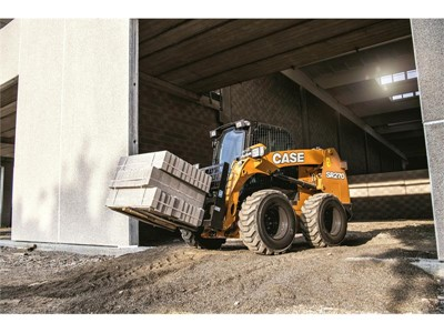 CASE upgrades skid steer loaders and compact track loaders, enhancing operating capacity and creating the largest and most powerful models to date