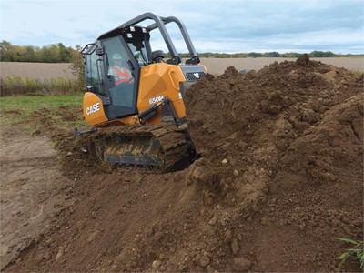 CASE Adds 650M Dozer to M Series Lineup