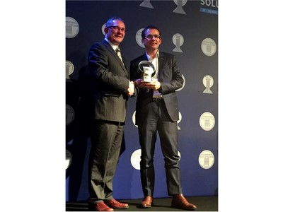Sustainability champion: IVECO Daily Blue Power is International Van of the Year 2018