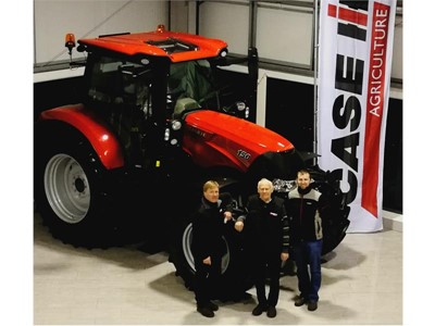 D & E McHugh of Longford appointed as Case IH dealer