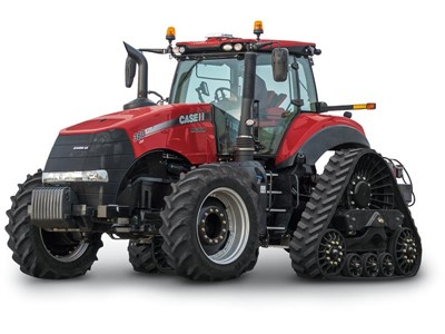 Double success for Case IH: Second prestigious award for new Magnum 380 CVT series