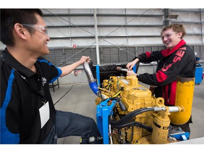 Case IH apprentice mechanic takes bronze medal at the WorldSkills Australia National Competition