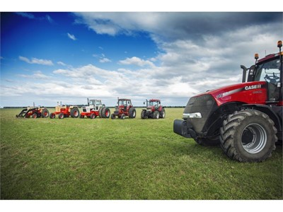 Case IH Celebrates 175 Years as a World Leader of Agricultural Services and Solutions by Giving Away a Brand New Farmall 50 B!