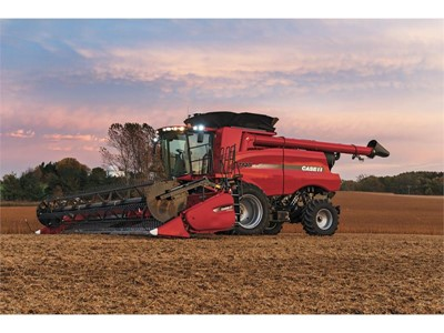 40 years on the Axial-Flow still the benchmark for combines