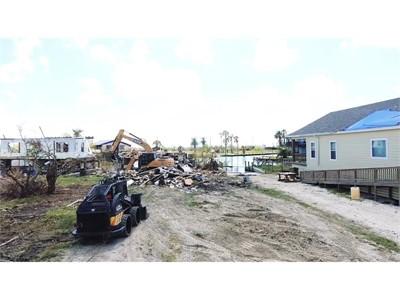 Team Rubicon and CASE Hurricane Harvey response efforts