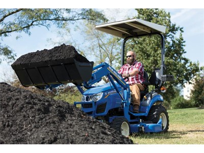 New Holland Agriculture Expands WORKMASTER™ Tractor Line-up