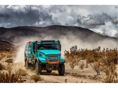 Команда Team PETRONAS De Rooy IVECO готова к участию в самых сложных ралли-рейдах в мире: «Дакар 2018» и «Африка Эко Рейс 2018»