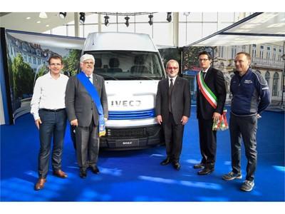 Daily Blue Power: новая экологичная модельная линейка для круглосуточных пассажирских и грузовых перевозок в городских условиях