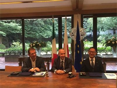 Компания IVECO объявляет о своих планах по развитию газового транспорта в Японии