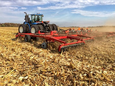 CNH Industrial приобретает Kongskilde Agriculture