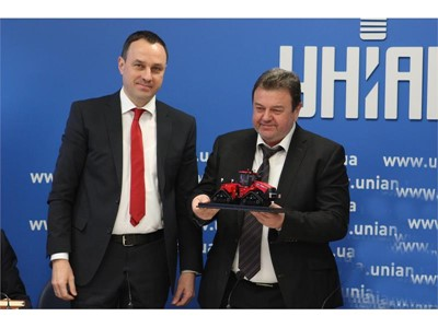 Ukrainian farming operation expands machinery fleet with $11m deal for new Case IH agricultural equipment